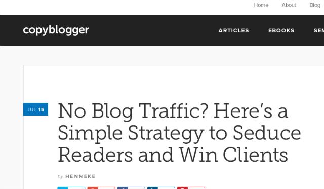 copyblogger-blog-strategy