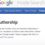 Google Authorship – To Be or Not To Be…